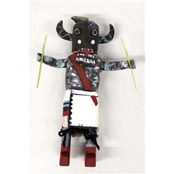 Native American Hopi Whipper Kachina