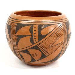 Vintage Hopi Pottery Bowl by Patty Maho