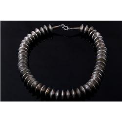 Early 1900's Navajo Buffalo Nickel Necklace