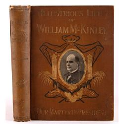 Illustrious Life of William McKinley; 1901