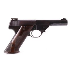High Standard Olympic (G-O) 22 Short Target Pistol