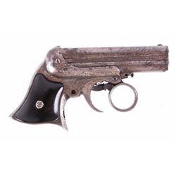 Remington-Elliot .32 RF Four Shot Derringer Pistol