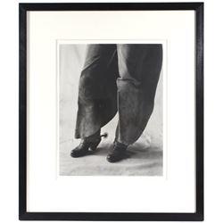 Kurt Markus Batwings Gelatin Silver Print C. 1986