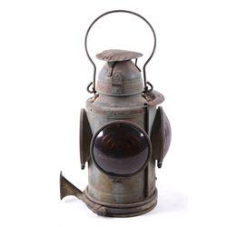 1920s Handlan Gas St. Louis, U.S Railroad Lantern