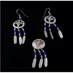 Southwest Native American Handmade Silver Jewelry