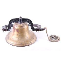 Chicago Bell Co. Cast Iron Dinner Bell
