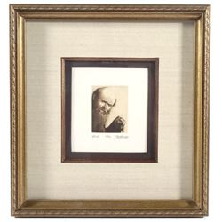 Limited Edition Patrick Hanly Framed Etching