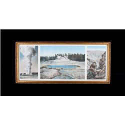Original Haynes Yellowstone Park Photographs