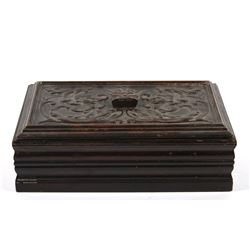 Early 1900's Baker Montana Black Forest Style Box