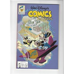 Walt Disneys Comics and Stories Issue #582 by Disney Comics