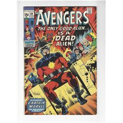 The Avengers Issue #89 by Marvel Comics