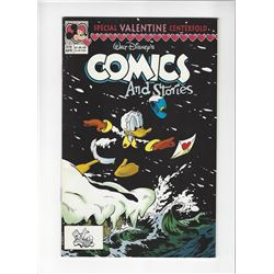 Walt Disneys Comics and Stories Issue #570 by Disney Comics