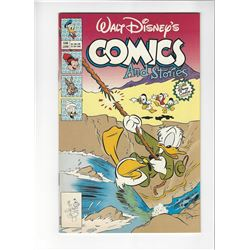 Walt Disneys Comics and Stories Issue #548 by Disney Comics