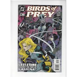 Birds of Prey Issue #14 by DC Comics