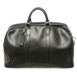 Louis Vuitton Green Taiga Leather Kendall GM Travel Bag