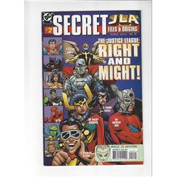 JLA Secret Files Issue #2 by DC Comics