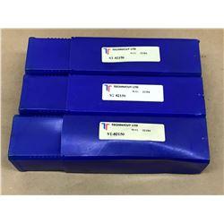 (3) TECHNICUT ST-82150 ENDMILL