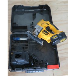 DeWalt DW933 Cordless Variable Speed Jig Saw w/ Charger & Case