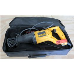 DeWalt DW304P Type 2 Corded 120V Reciprocating Saw in Case