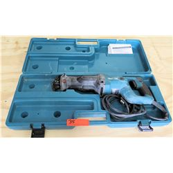 Makita JR3050T 120V 11 Amp Reciprocating Saw w/ Case