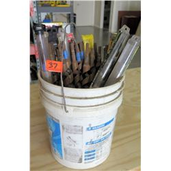 Multiple Misc Heavy Duty Drill Bits, etc