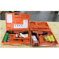 Ramset Red Heart Viper Actuated Tool & Ramset D60 Fastening Tool
