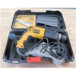 "DeWalt 566 7/8"" SDS Type 3 120V Corded Rotary Hammer in Case"