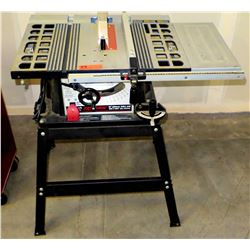 """Skilsaw 10"""" 254mm Table Saw w/ Metal Stand"""