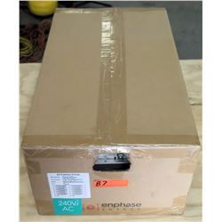 Qty 7 EnPhase Energy M190-72-240-S12 Micro Inverter Model in Box