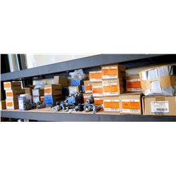Multiple Cases Bridgeport Transition EMT Couplings, Bushings, Hubs, etc