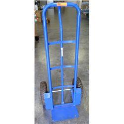 Blue 2 Wheel Loop Handle Hand Truck Dolly
