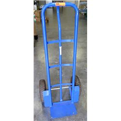 Blue 2 Wheel Loop Handle Hand Truck Dolly
