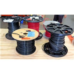 Qty 5 Spools of Wire