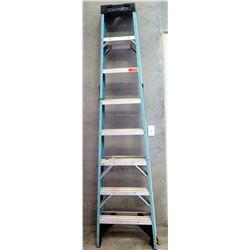 Werner Blue Commercial Step Ladder