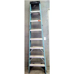 Werner Blue Commercial Step Ladder