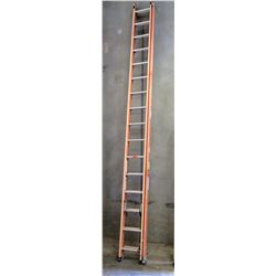 Commercial Locking Extension Ladders