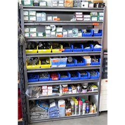 Metal Adjustable 7 Tier Warehouse Shelf (Contents NOT Included)