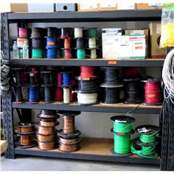Metal Adjustable 3 Tier Warehouse Shelf (Contents NOT Included)