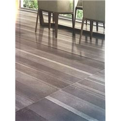 Qty 42 High Quality Floor Tiles (3' x 6') 756 Sq. Ft. - Purchased for $2,910