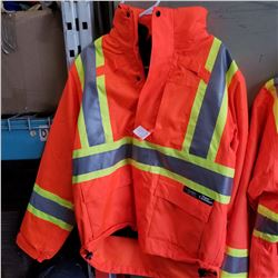 NEW CONDOR HI VIS SMALL BOMBER JACKET