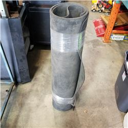 ROLL OF RUBBER MAT