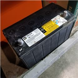 CATERPILLAR 750 CCA 12 VOLT BATTERY