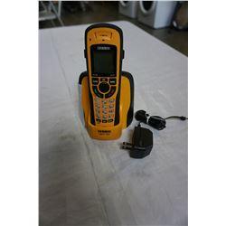 UNIDEN DERT 6.0 SUBMERISBLE PHONE