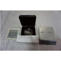 RCM 1992 SILVER DOLLAR 925 SILVER