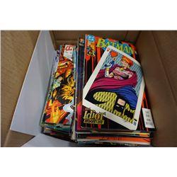 BOX OF 65 COMICS