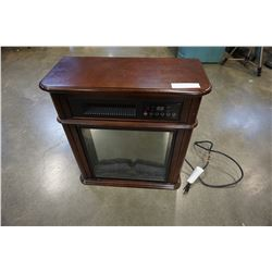 ALLEN ELECTRIC FIRE PLACE