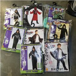 LOT OF NEW KIDS HALLOWEEN COSTUMES