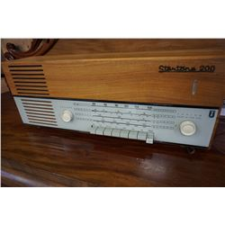 STERTONE 200 SHORTWAVE RADIO UNITRA