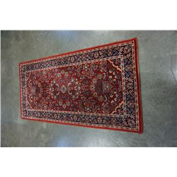 ROYAL KESBAN POWER LOOMED CARPET 100% WOOL
