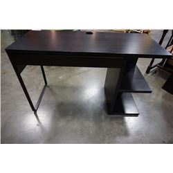 IKEA ESPRESSO FINISH DESK